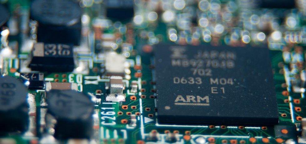 Procesor ARM (Zdroj: Flickr)
