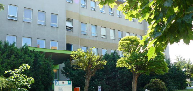 Chebská nemocnice
