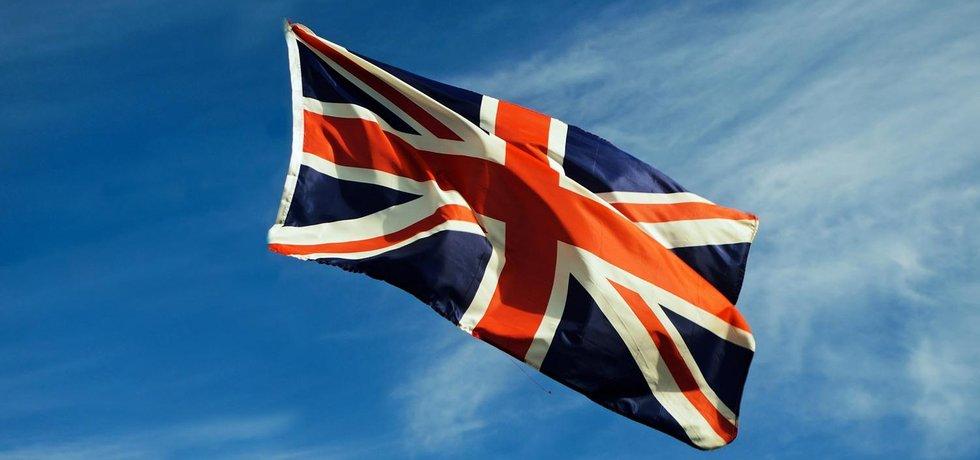Britská vlajka, ilustrační foto (Zdroj: Pixabay.com)