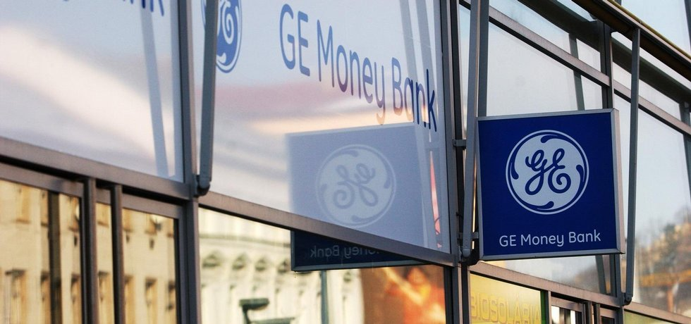 GE Money Bank (Autor: Jan Hrouda, Euro)