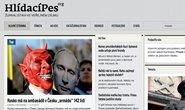 Stránky projektu Hlídacípes.org