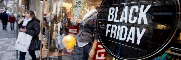 Černý pátek získává popularitu. Playstationy zmizely za pár minut