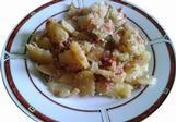 Francouzské brambory - bez vaření