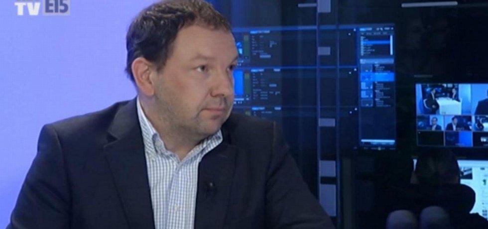 Michal Šnobr v Euro E15 TV
