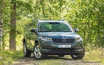 SUV Škoda Kodiaq
