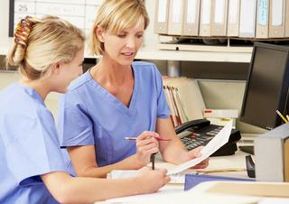 lékařky, sestry, dokumentace