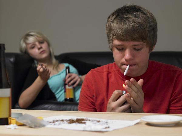 puberta, alkohol, cigarety, kouření, děti