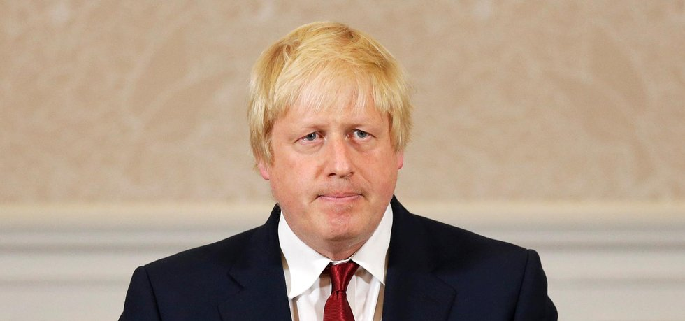 Boris Johnson (Zdroj: ČTK)