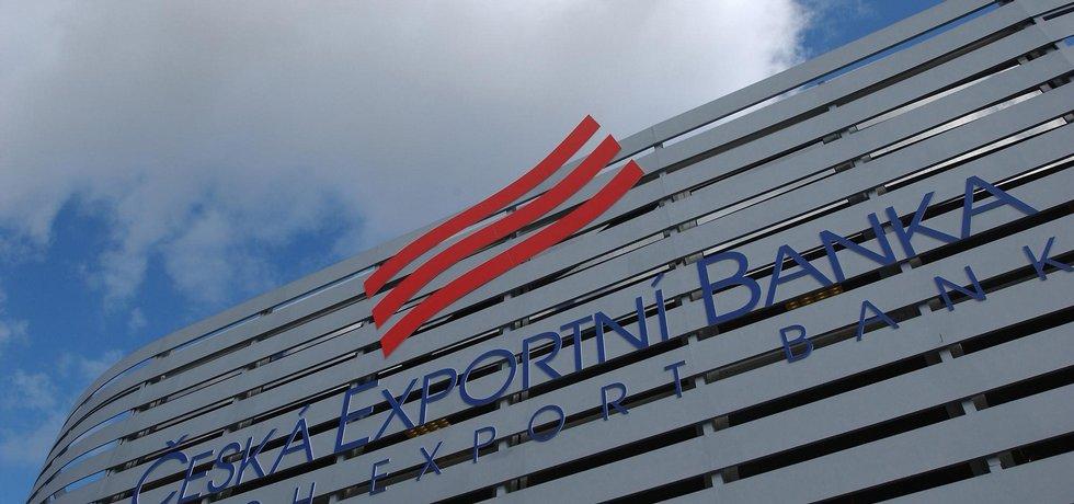 Prezentace České exportní banky