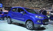 Ford EcoSport (Foto AutoRevue.cz)