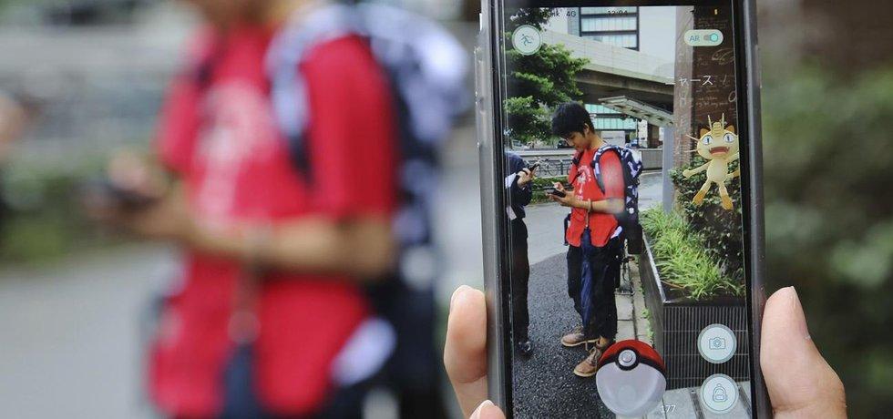 Pokémon GO se dostal už i do Japonska (Zdroj: čtk)