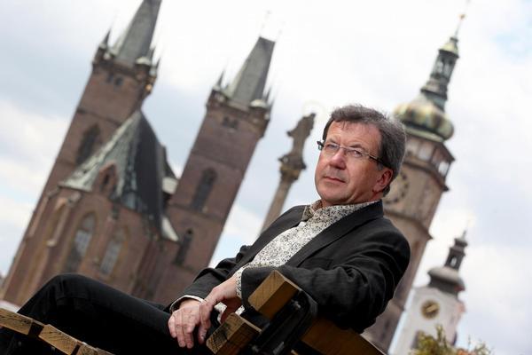 architekt Jiří Krejčík