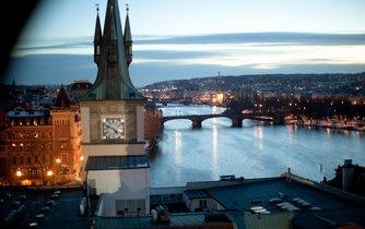 Praha - ilustrační foto