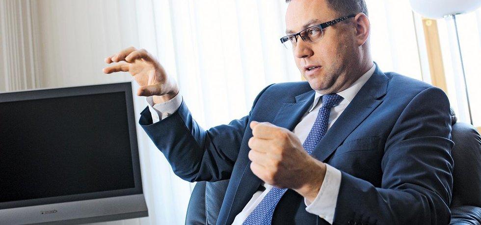 Nejvyšší státní zástupce Pavel Zeman