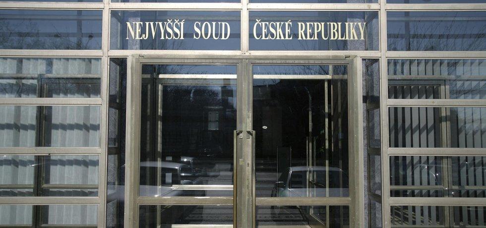 Nejvyšší soud ČR