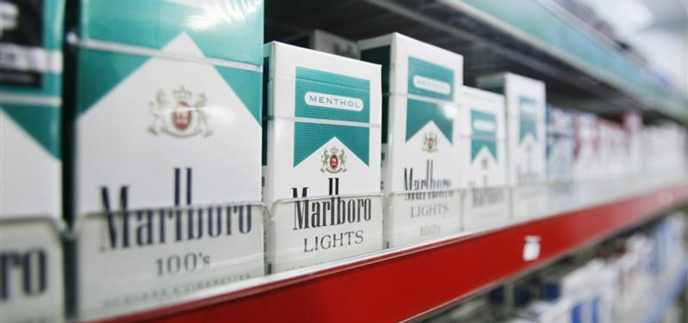 Philip Morris,Altria,cigarety,tabák