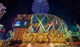 Grand Lisboa Casino v Macau, Číně