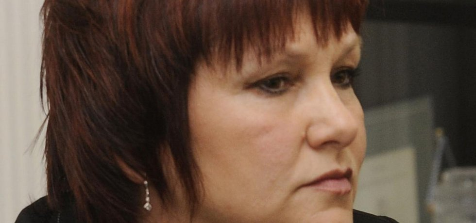 Jana Hercegová (archivní foto z roku 2008)