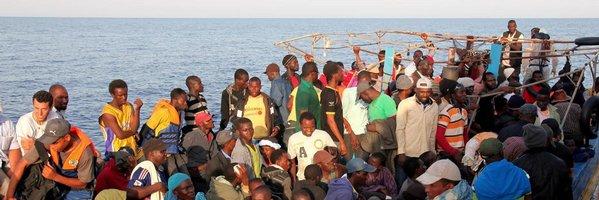 Do Evropy už letos připlulo více imigrantů než za celý loňský rok