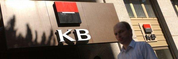 Komerční banka zklamala investory, akcie oslabily