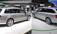 VW Golf Variant vs Octavia Combi