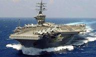 Americká letadlová loď Eisenhower zachránila u Floridy čtyři Čechy