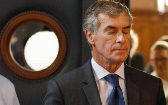 Bývalý francouzský ministr rozpočtu Jérome Cahuzak