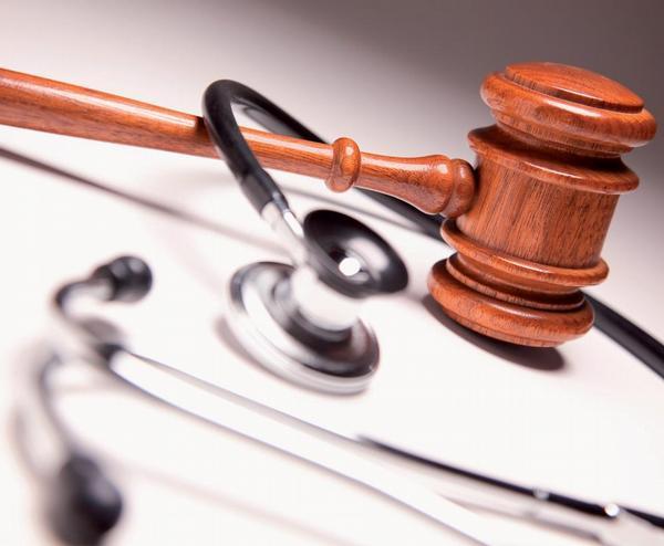 Ilustrační foto; soud, stetoskop