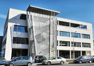Nemocnice Karlovy Vary, karlovarská nemocnice, KKN