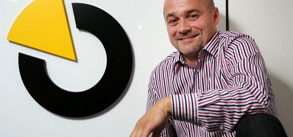 Investor z Jablotronu. Šéf a spolumajitel firmy Jablotron Projects Alan Fabik hledá zajímavé nápady, které by mohl získat pro svojí skupinu.