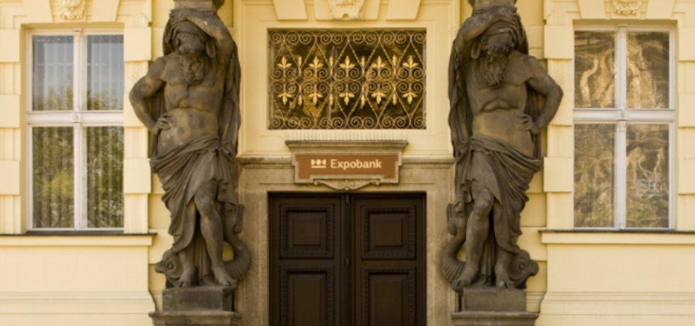 Expobank, kterou ovládá ruský podnikatel Igor Kim