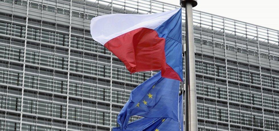 Budova Evropské komise (Zdroj: ČTK)