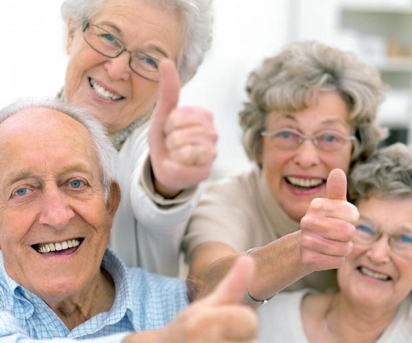 """Péče o seniory a nový obor """"Medicína dlouhodobé péče"""""""