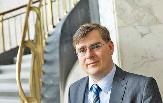 Člen bankovní rady České národní banky Lubomír Lízal