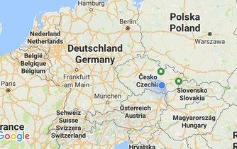 Google přejmenoval v Angličtině Česko z Czech Republic na Zemanovo oblíbené Czechia.