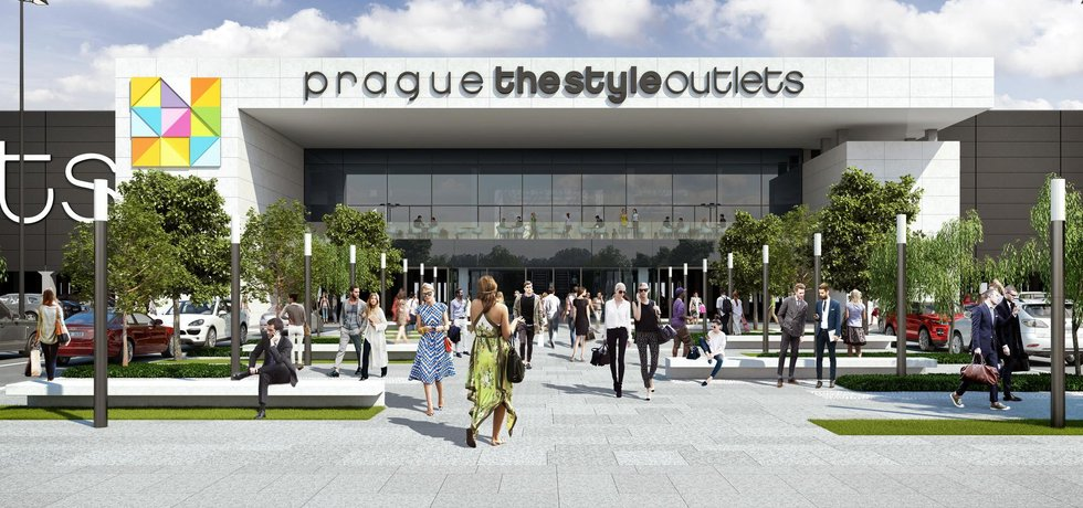 Prague The Style Outlets