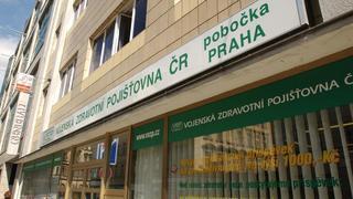 Vojenská zdravotní pojišťovna ČR