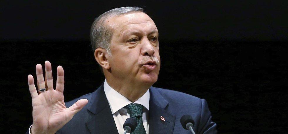 Turci mají podle prezidenta Erdogana v Mosulu historickou odpovědnost. Chtějí zabránit sektářskému násilí.