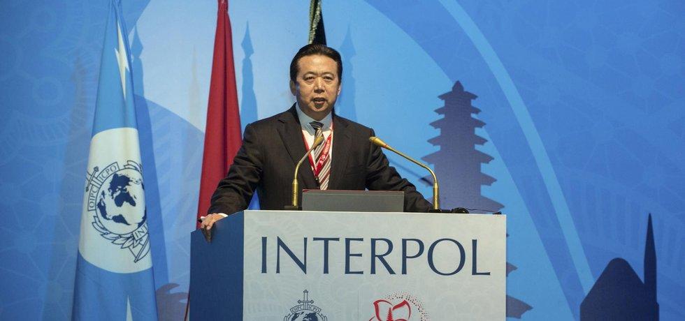 Meng Chung-wej, nový šéf Interpolu