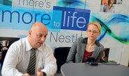 Cloudová komunikace šetří manažerům z Nestlé Andree Brožové a Janu Vokounovi čas