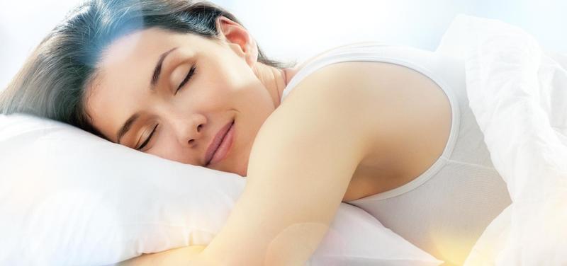 *spánek, žena