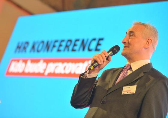 Konference, Kdo bude pracovat?, Mladá Fronta
