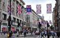 Pohled na ulice britských měst během vrcholící kampaně pro referendum o setrvání či odchodu z Evropské unie