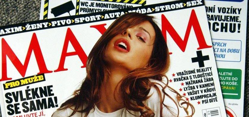 Časopis Maxim obsahoval pictorialy se spoře oděnými dívkami. Lákal jimi i na obálce. Ale ony k získání dostatečného počtu čtenářů nestačily. V listopadu 2016 vydavatelství Burda oznámilo, že vydávání magazínu pro muže ukončí.