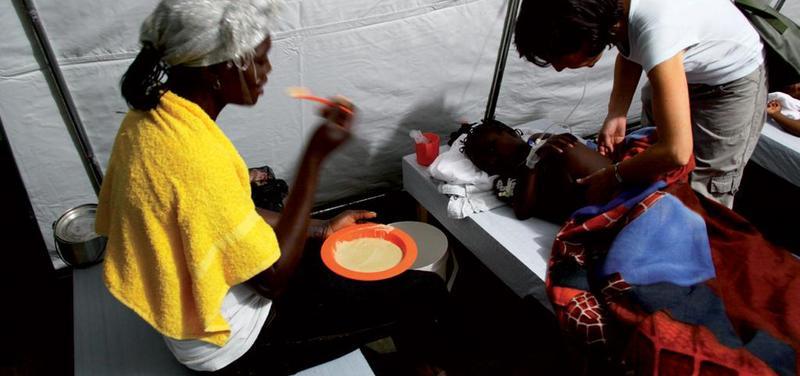 Cholera live