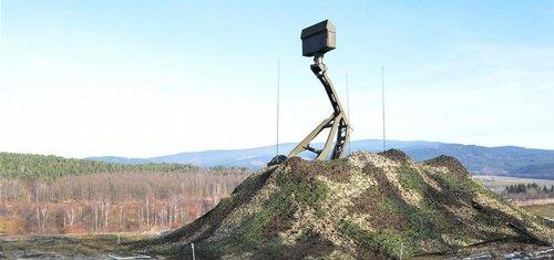 Armáda chce izraelské radary. Má na ně šest miliard
