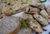 Italská omeleta 2