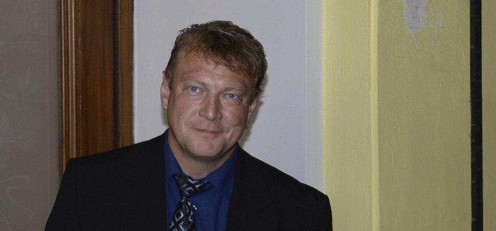 Bývalý detektiv ÚOOZ Jiří Komárek (Zdroj: ČTK)
