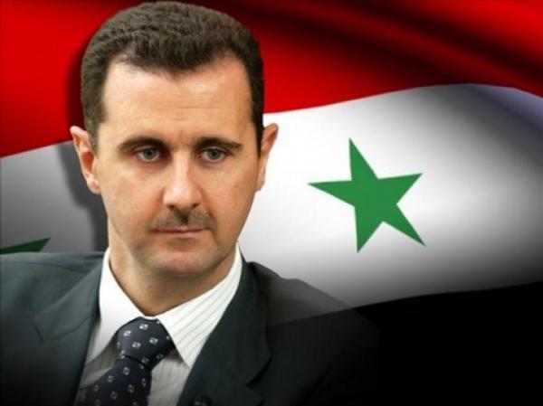 Bašár Asad, Bashar Assad, Sýrie,
