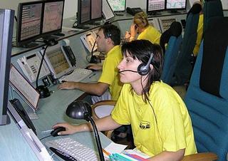 operační středisko, Záchranná služba, záchranáři,
